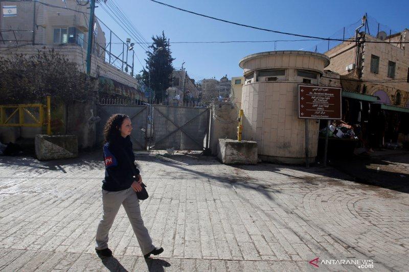 Israel hancurkan jalan yang baru diperbaiki di Masafer Yatta