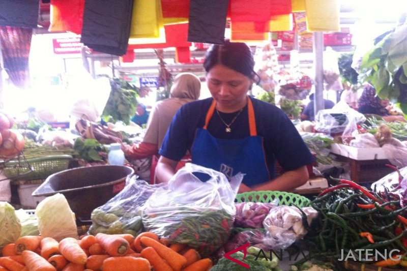 Pasokan berkurang, harga bawang putih di Purwokerto melonjak