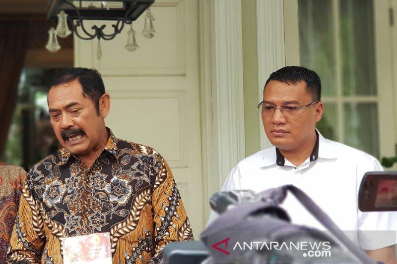 Kiai Ma'ruf Amin pesan jaga Surakarta