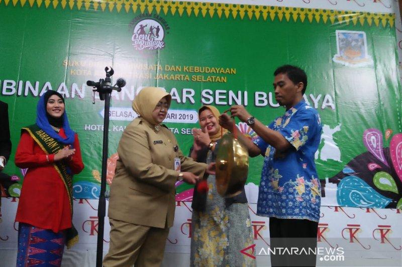Jakarta Selatan membina 200 seniman sanggar seni budaya