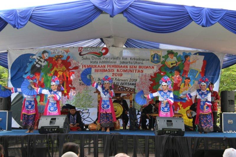 Jakarta Utara turunkan 200 pelatih seni budaya