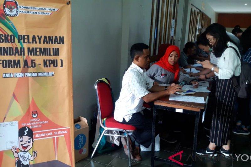 9.137 warga luar daerah akan gunakan hak pilih di Yogyakarta