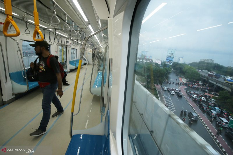 PT MRT Jakarta dorong peningkatan penggunaan TKDN fase II