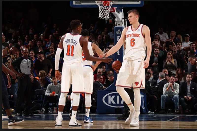 Knicks telan rekor kalah beruntun terburuk saat tersungkur di MArkas Cavaliers