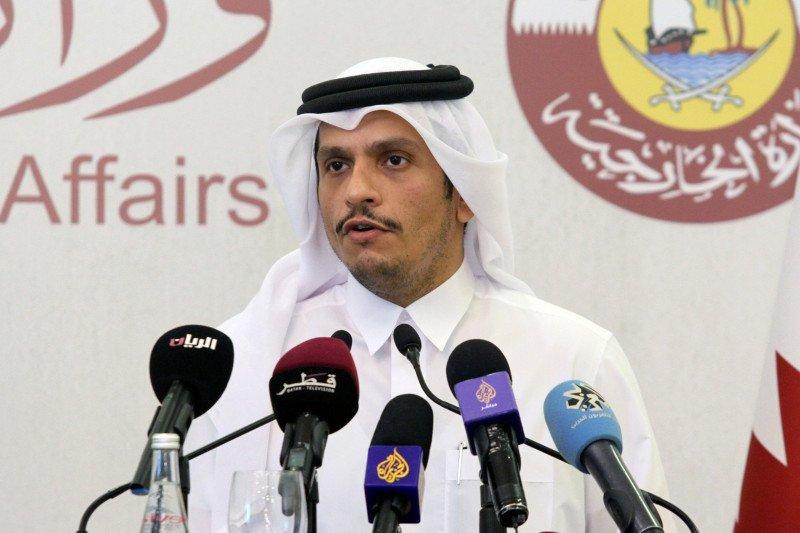 Menlu Qatar ingin negara-negara Teluk Arab berdialog dengan Iran