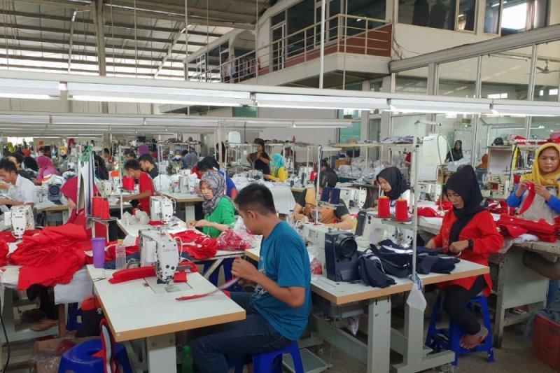 Industri tekstil nasional dibidik masuk lima besar dunia