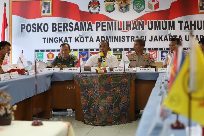 Jakarta Utara matangkan persiapan pengamanan Pemilu 2019