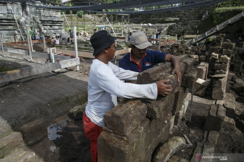 Cagar budaya di Yogyakarta dipelihara dengan dana keistimewaan