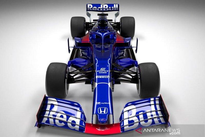 Toro Rosso luncurkan STR14 untuk musim balapan 2019
