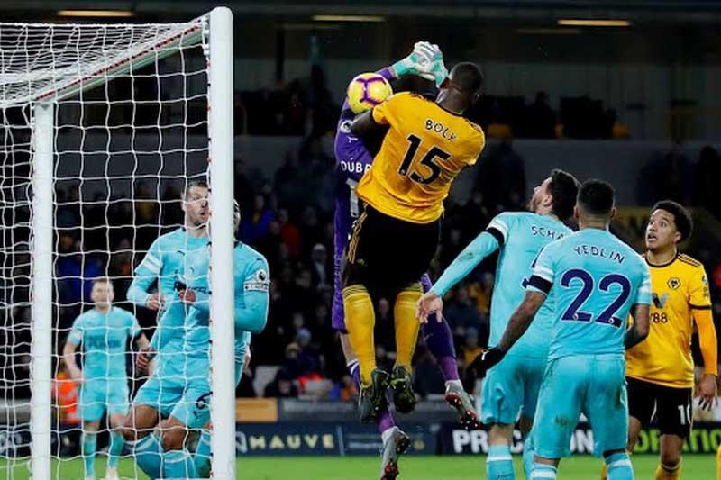 Benitez kecewa karena gol balasan Wolverhampton tidak dianulir