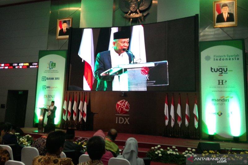 KH Ma'ruf Amin janji dorong pengembangan ekonomi syariah jika terpilih