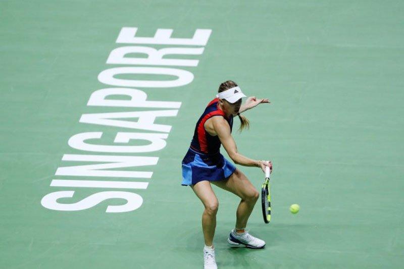 Wozniacki mundur dari Qatar Terbuka karena sakit