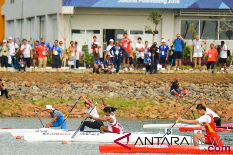 Atlet dayung Sultra peraih medali Asian Games diangkat ASN