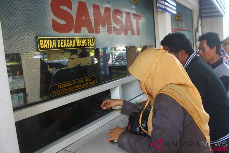 Riau hapuskan Rp7 miliar denda pajak kendaraan bermotor, begini penjelasannya