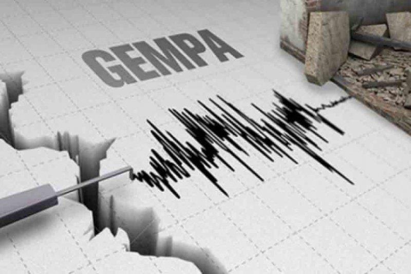 Gempa 4,5 SR landa Tuapejat Kepulauan Mentawai Minggu dini hari