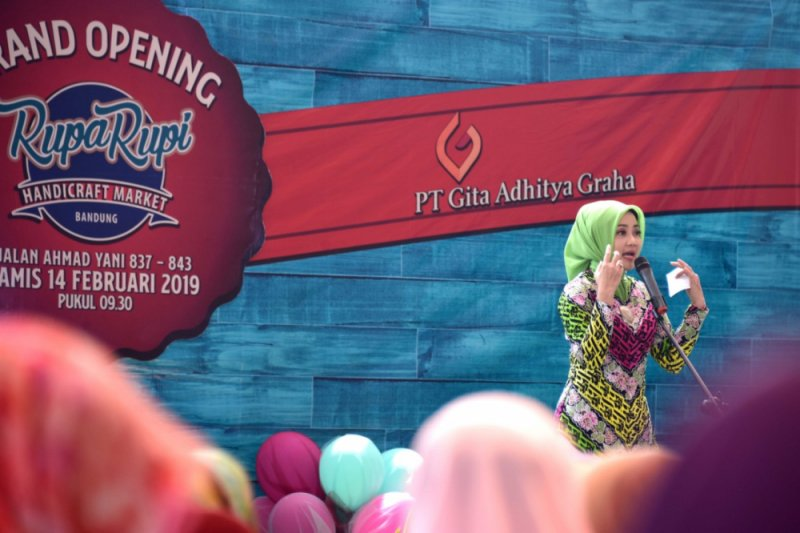Kota Bandung miliki mal pusat kerajinan Jabar