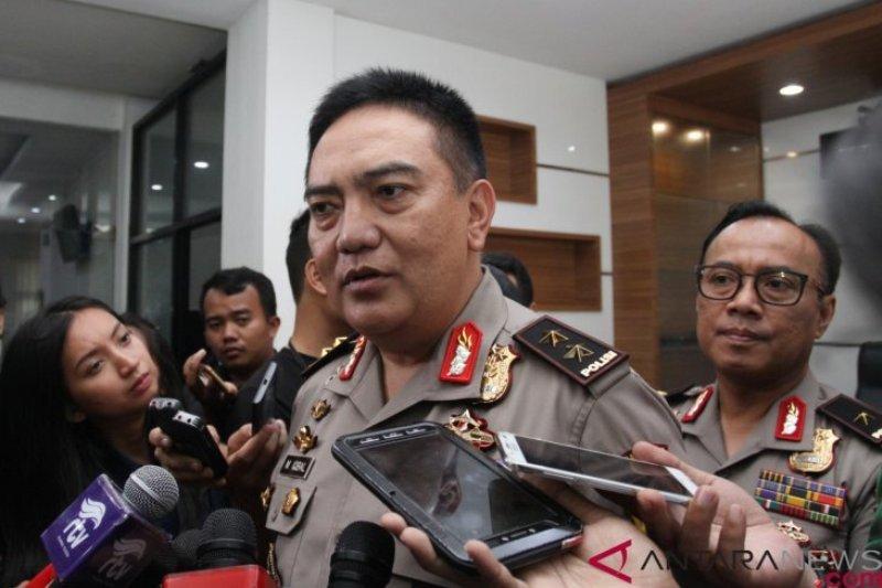 Polri ingatkan penyelenggara pemilu tidak halangi warga mencoblos