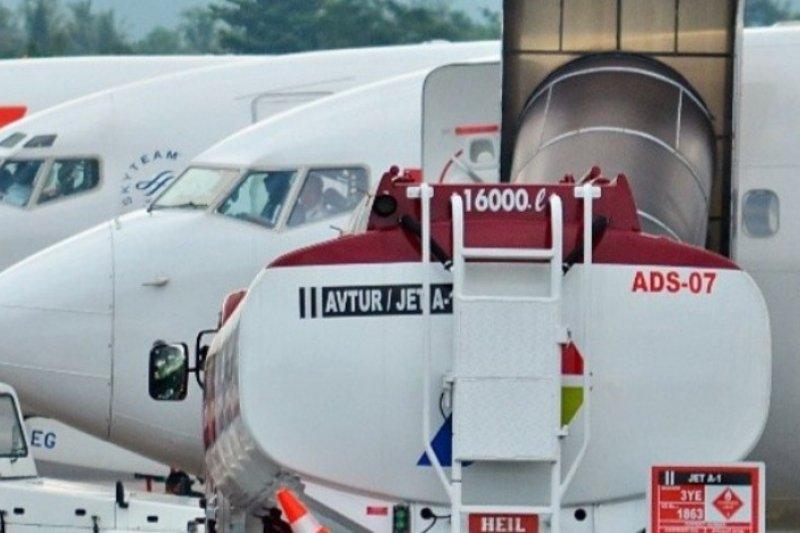 Pemerintah desak efisiensi avtur guna tekan biaya penerbangan