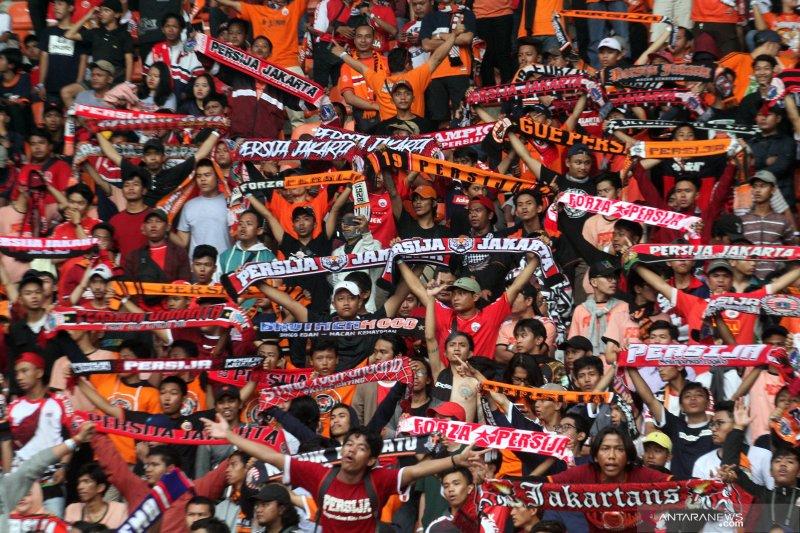 Meski tampil dominan Persija kalah 0-1 dari Badak Lampung