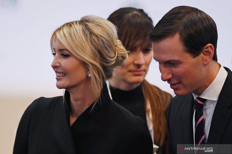 Jared Kushner akan terbitkan buku soal kepresidenan Trump