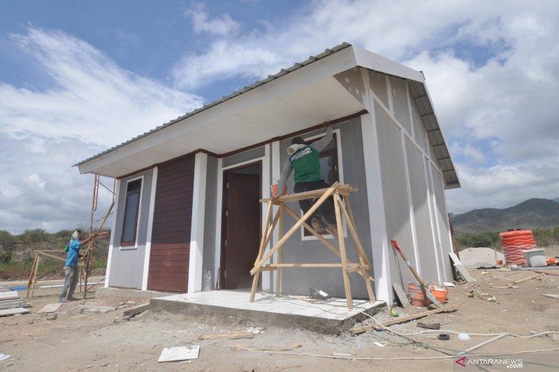 AKF bantu 400 huntap untuk pengungsi bencana Palu