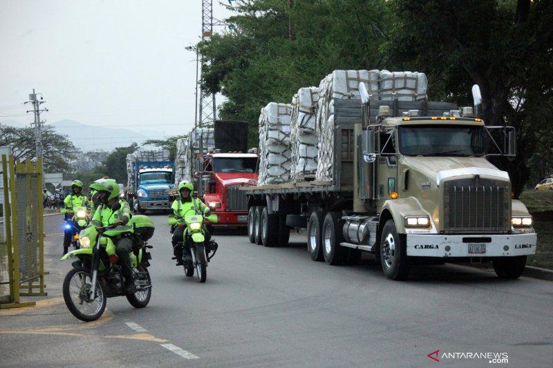 Bantuan kemanusiaan meringankan kekurangan di ruang darurat Venezuela
