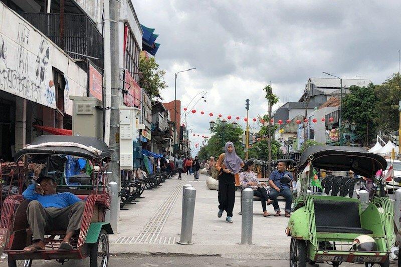 Strategi Satpol PP Yogyakarta Diserbu PKL Liar Saat Libur Lebaran