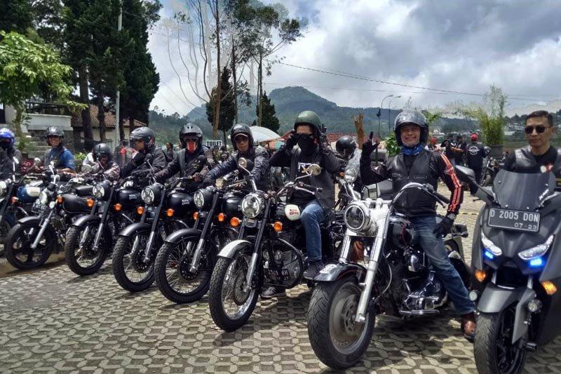 Pembangunan infrastruktur Banjarnegara ditingkatkan untuk tunjang pariwisata