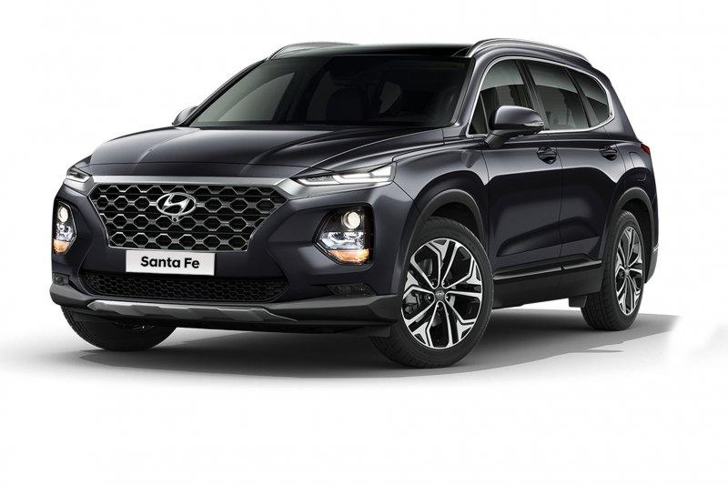 Santa Fe News >> Hyundai Kenalkan Varian Tertinggi Santa Fe Antara News Bali