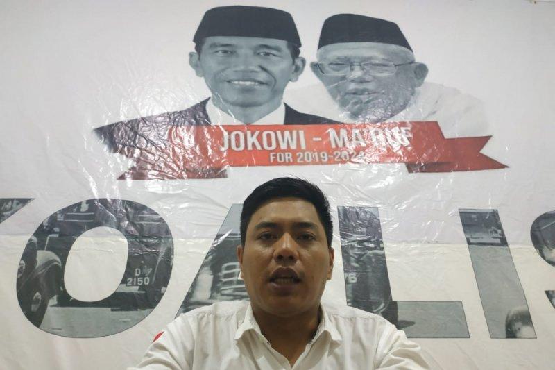 120 tim relawan Jokowi-Amin di Sulsel terbentuk