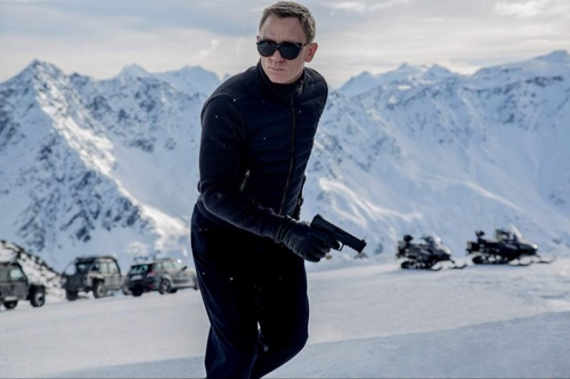 Jadwal rilis film 'James Bond 25'