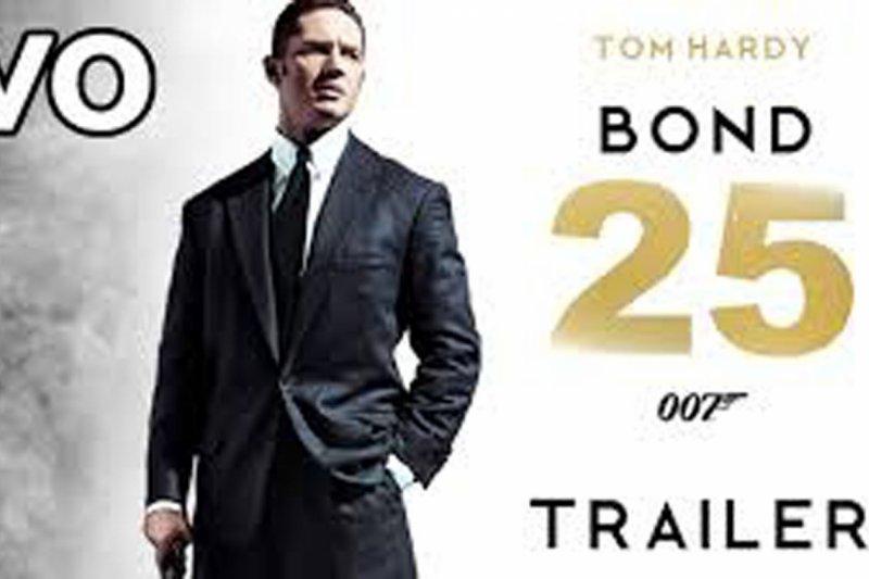 Nama Rami Malek disebut dalam pemain 'James Bond'