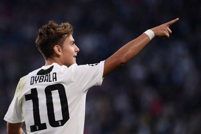 "Begini ""Bocoran"" Masa Depan Dybala dengan Juventus atau ke MU"