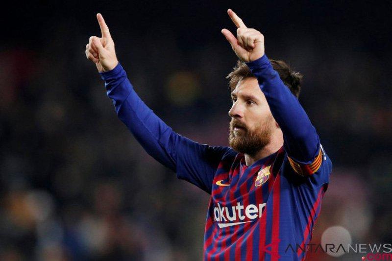 Barcelona ngotot pertahankan Messi