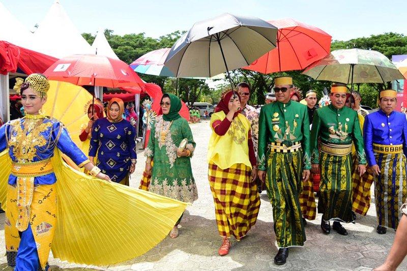 Gubenur berharap Kabupaten Sidrap jaga potensi pertanian