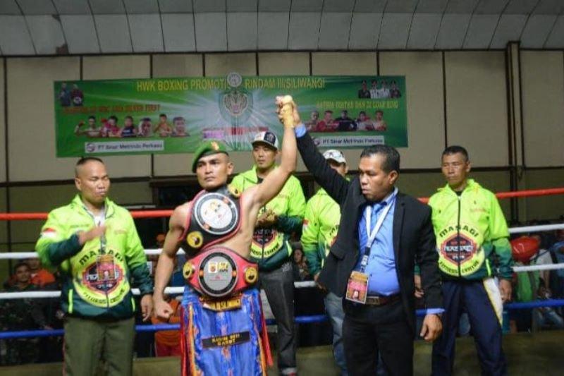 Petinju Thailand tantang Yedi perebutkan Sabuk WBC Asia Pasifik