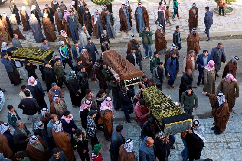 WHO kutuk kekerasan terhadap pekerja kesehatan di Irak
