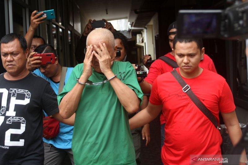 Caleg jadi tersangka kasus asusila di Padang