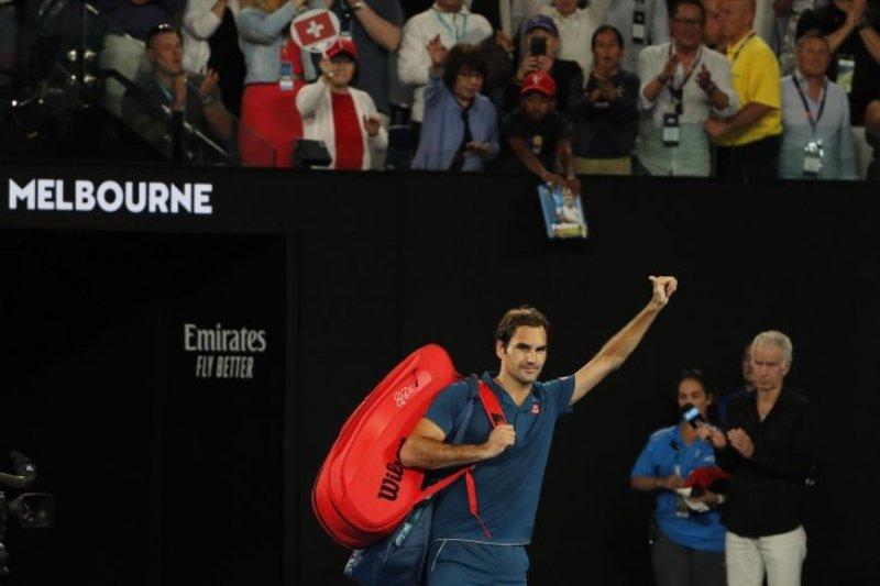 Federer pastikan tampil di Madrid Terbuka