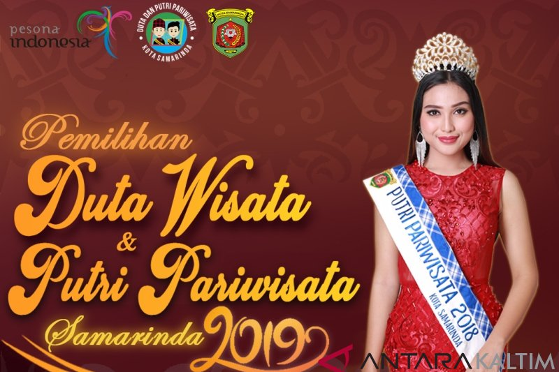 Pemkot Samarinda Selenggarakan Pemilihan Duta Wisata 2019