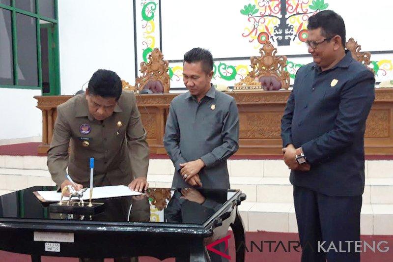 Ini empat raperda yang distujui Pemkab-DPRD Sukamara