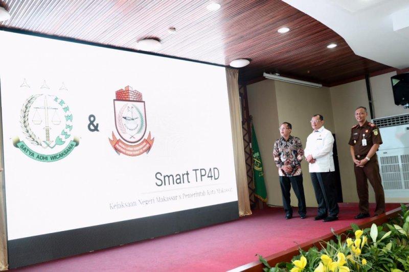Aplikasi smart TP4D Makassar resmi diluncurkan