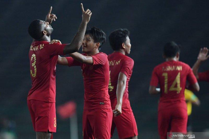 Timnas U-22 melenggang ke semifinal Piala AFF