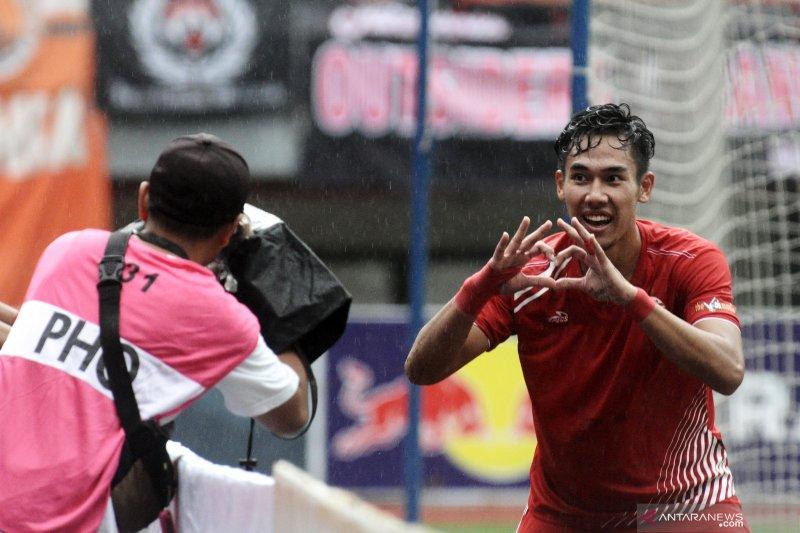 Persija Jakarta sumbang tiga pemain ke timnas senior