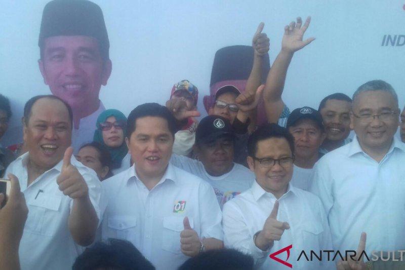 Muhaimin ajak masyarakat Sultra sukseskan program Presiden Jokowi