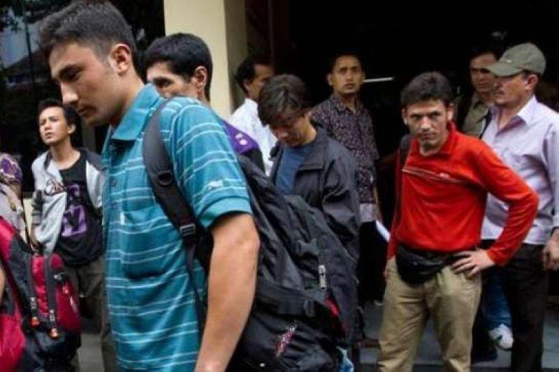 912 pengungsi luar negeri di Riau sudah divaksin COVID-19
