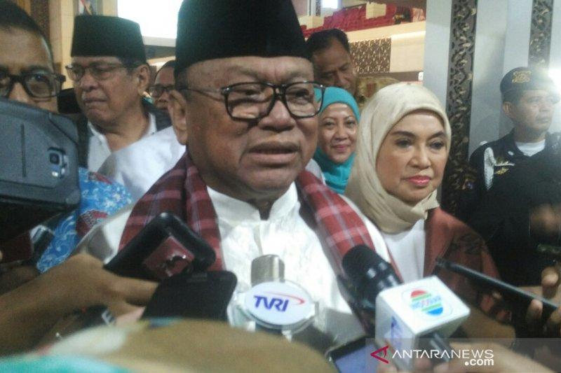 Oesman Sapta ingatkan masyarakat pilih pemimpin yang amanah