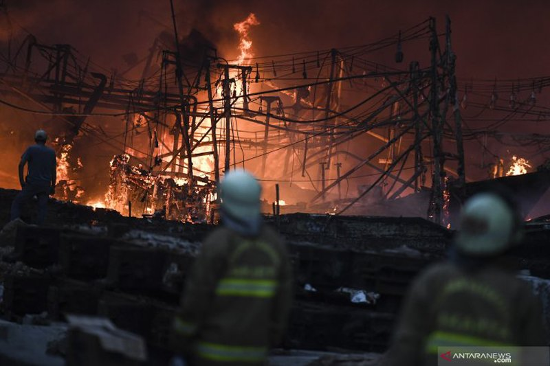 Penyebab utama kebakaran di Jakarta terkait listrik