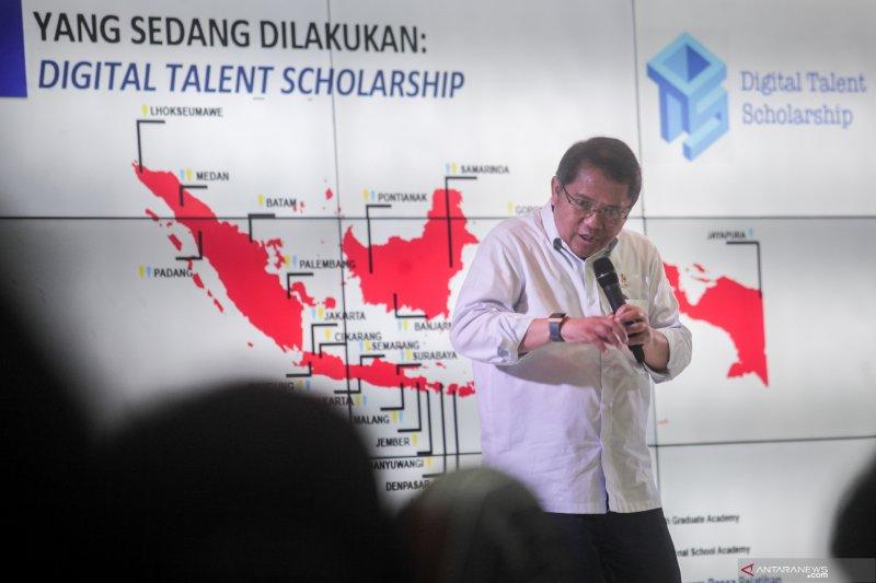 Menkominfo bangga starup Indonesia raih status decacorn