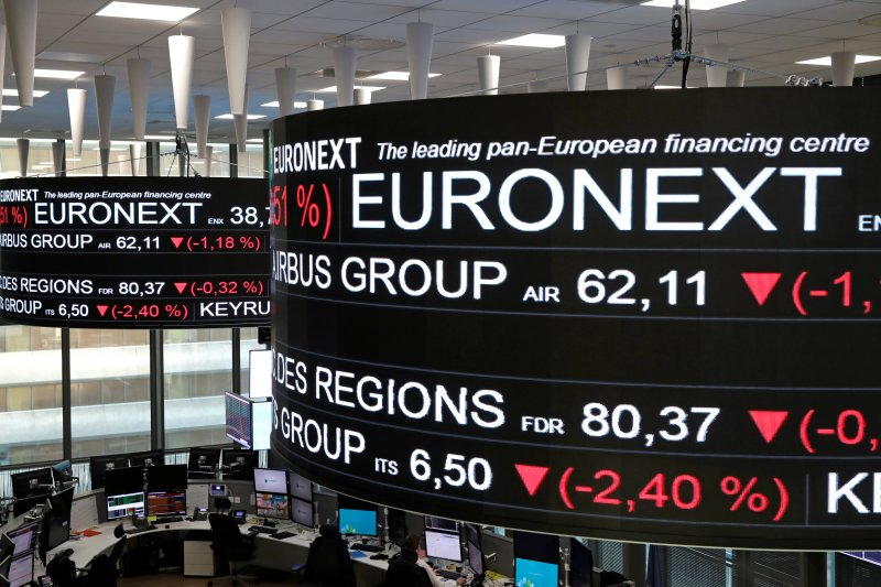Indeks CAC-40 Prancis ditutup jatuh 2,01 persen